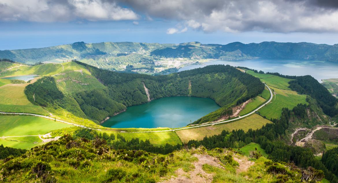 banner of Some of the Most Dramatic Landscapes in the World Are Located in the Azores
