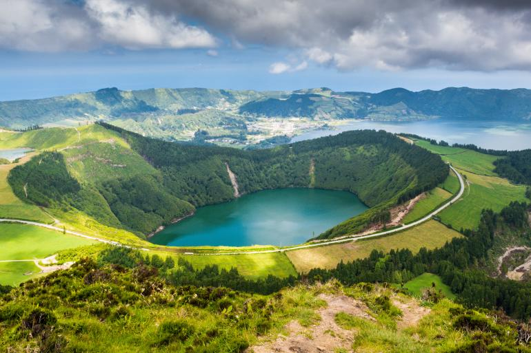 main of Some of the Most Dramatic Landscapes in the World Are Located in the Azores