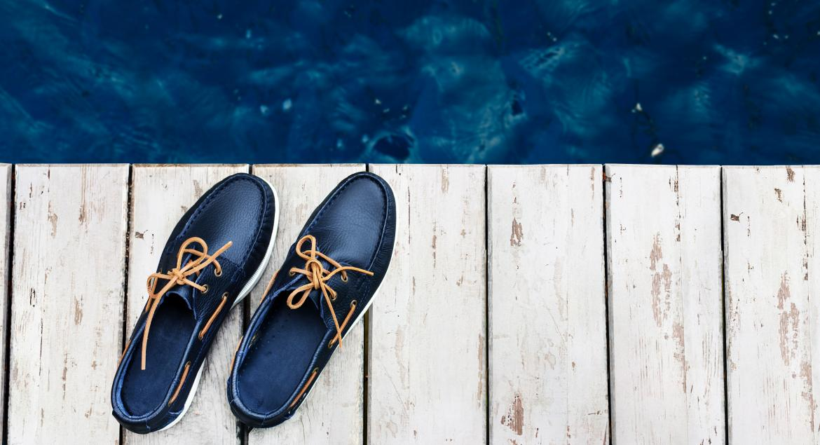 banner of Boat Shoes Are Comfortable and Don't Slip Like Other Shoes